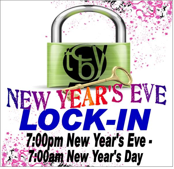 New Year's Eve Lock In